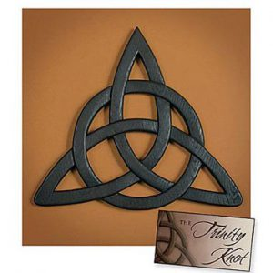 Abbey Trinity Knot Wall Hanging
