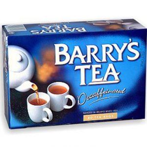 Barrys Decaff Tea 80 Bags