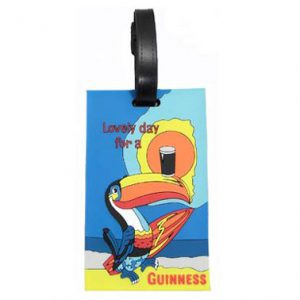 Guinness Luggage Tag-Toucan