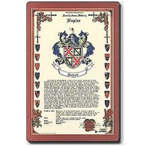Family Coat-of-Arms