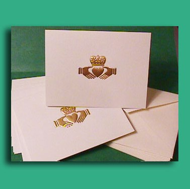 Claddagh Note Cards