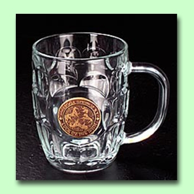 Luck of the Irish Tankard
