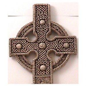 McHarp Stone Cross - Ahenny