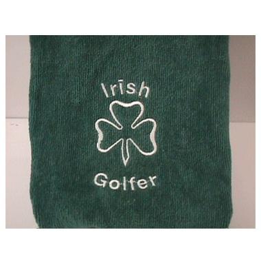 Irish Golfer Towel