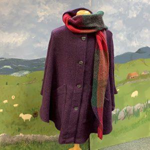 Capes/shawls